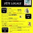 09/05/16: Le SCSC Festivités organise la Fête Locale de Saint-Clar du Vendredi 3 juin au Dimanche 5 juin Vous trouverez le programme de la Fête sur l'affiche ci jointe