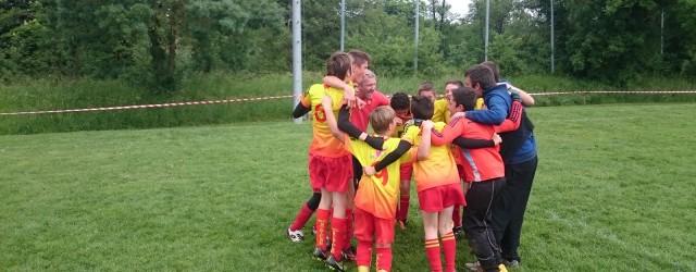 Samedi après-midi à Castera-Verduzan, l'équipe U 13 disputait la finale du Championnat du Gers Promotion face l'entente ESA (Entente Sud Armagnac). Et au terme d'un...