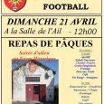 21/03/19: Maintenant devenu une tradition pour les joueurs et sympathisants du Sporting , le Repas de Pâques aura lieu cette année, le dimanche 21 avril 2019 ! Une touche d'émotion […]