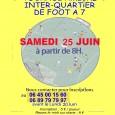 09/06/16: Le traditionnel Tournoi Amical Inter-quartier organisé par le SCSC, aura lieu le Samedi 25 juin à partir de 8h sur les terrains de foot et de rugby de Labarthète....